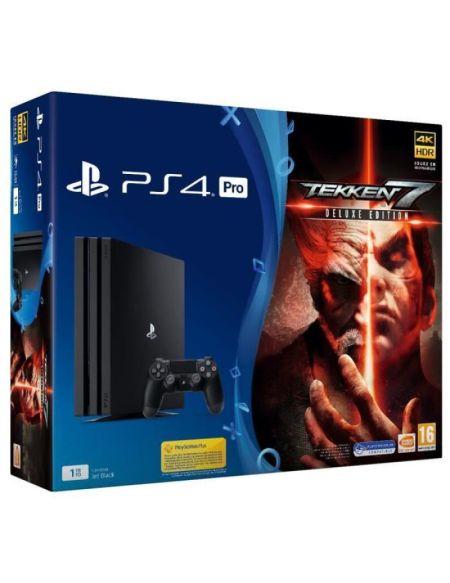 PlayStation 4 Pro 1 To + Tekken 7