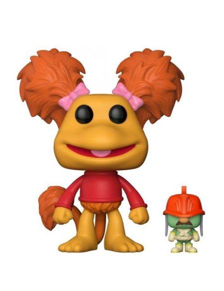 Figurine Toy Pop N°519 - Fraggle Rock - Red avec Doozer