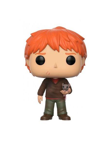 Figurine Toy Pop N°44 - Harry Potter - Ron Weasley avec Croutard
