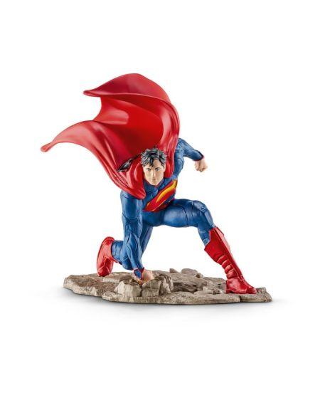 Figurine Schleich - Justice League - Superman à genoux