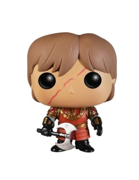 Figurine Toy Pop N°21 - Tyrion In Battle Armour