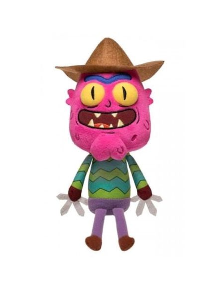 Peluche - Rick et Morty - Scary Terry 24 cm