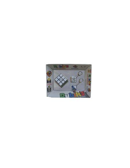 Win Games - Rubik's Cube - Cube 3x3 (+ 2 Porte-Clés)