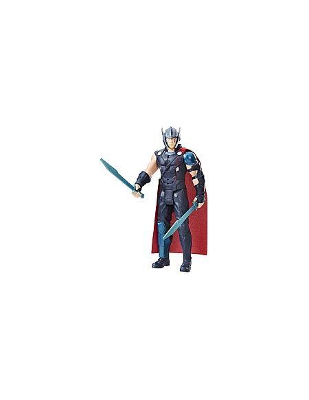 Marvel - Figurine Titan Électronique 30 cm - Thor Ragnarok