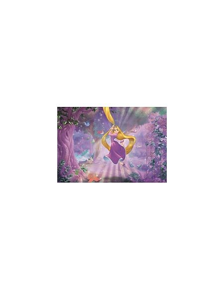 LDD Komar - Sticker mural - Disney - Raiponce - 368 x 254 cm