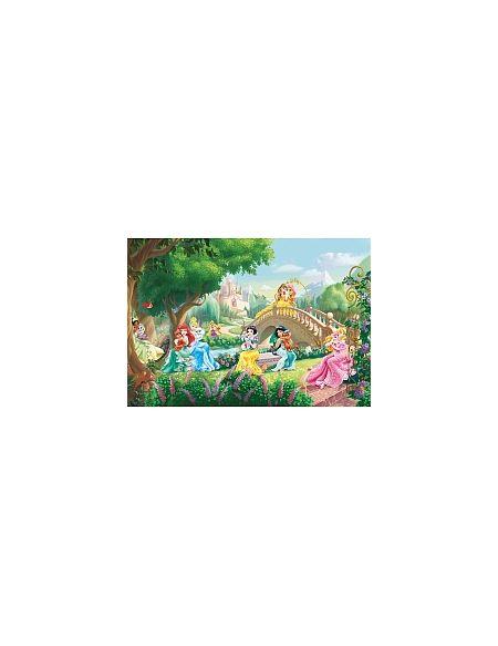 LDD Komar - Sticker mural - Disney - Les Animaux de Compagnie au Palais des Princesses - 368 x 254 cm