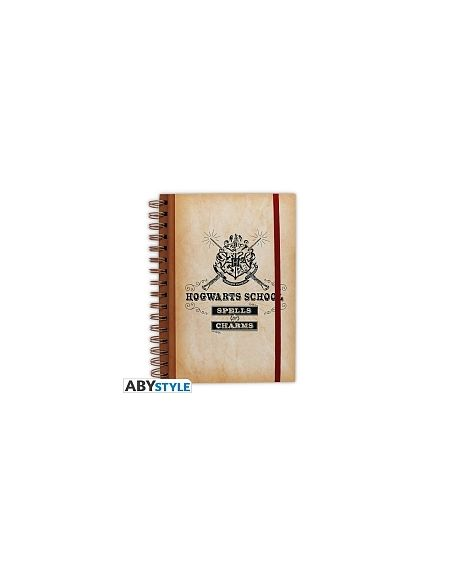 Cahier - Harry Potter - Poudlard