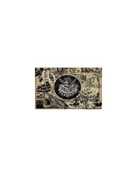 LDD Komar - Sticker mural - Disney Pirates des Caraïbes 5 - 400 x 250 cm