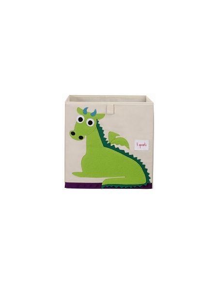 3 Sprouts - Cube Rangement - Dragon