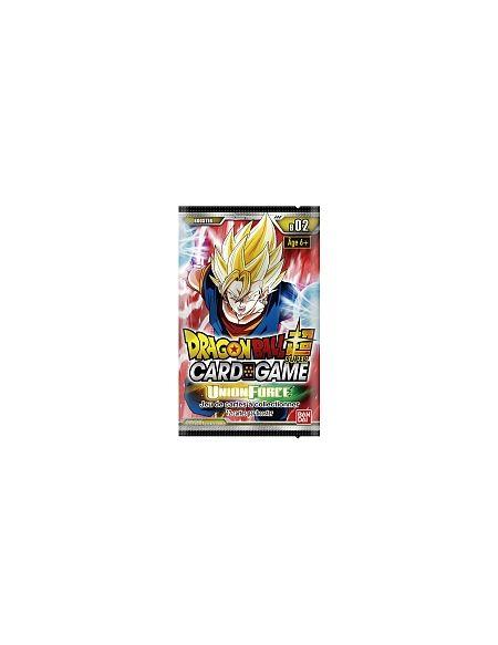 Booster - Dragon Ball Super - Série 2 - Union Force (Modèle Aléatoire)