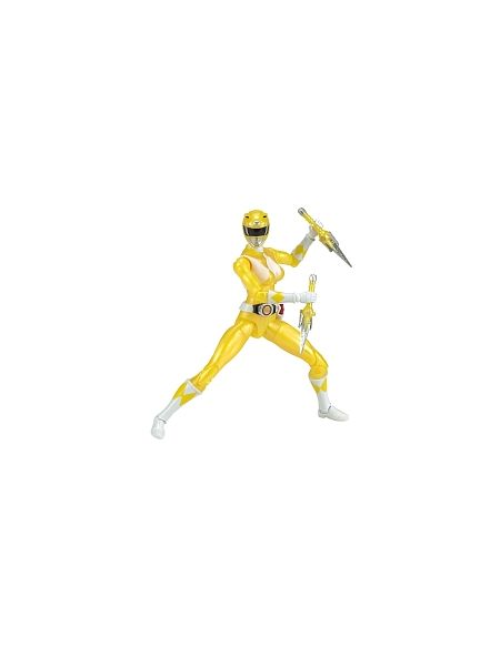 Figurine Collector 16,5 cm - Power Rangers - Yellow Ranger