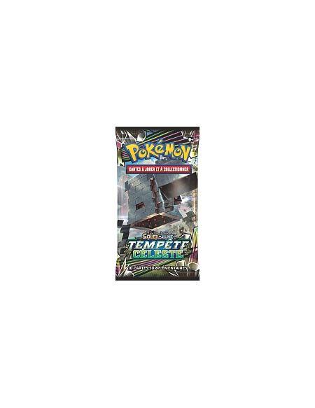 Booster - Pokémon Soleil & Lune 07 (Modèle Aléatoire)