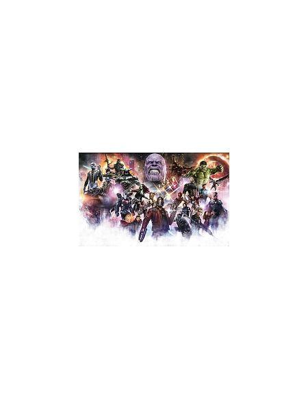LDD Komar - Sticker mural - Avengers Dernier combat - 400 x 250 cm