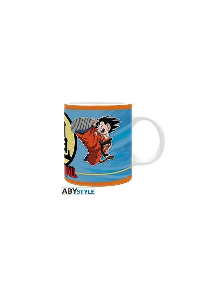 Mug - Dragon Ball - Goku & Krilin