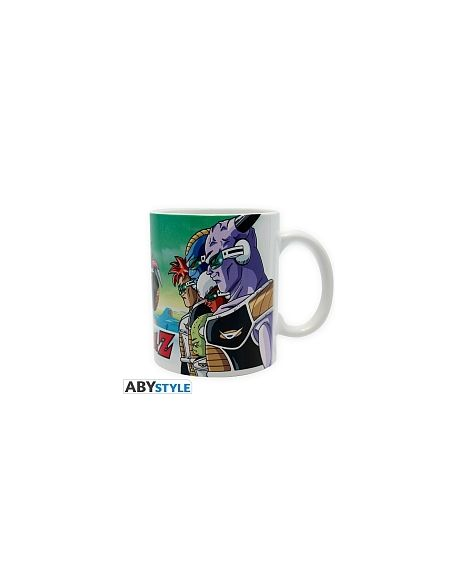 Mug Dragon Ball - Freezer army - 320 ml