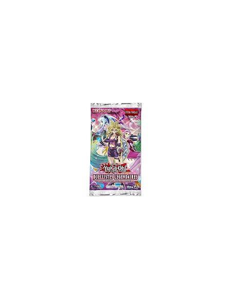 Yu-Gi-Oh ! - Booster - Duellistes Légendaires : Les Soeurs De La Rose