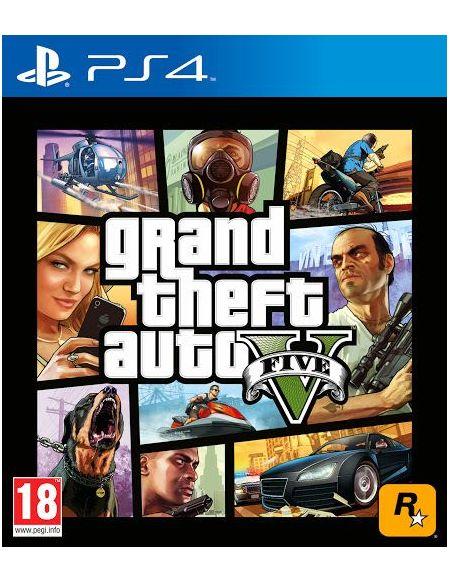 GTA V / Gran Theft Auto 5 (PS4)