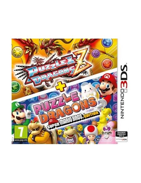 Puzzle & Dragons Mario Edition (3DS)