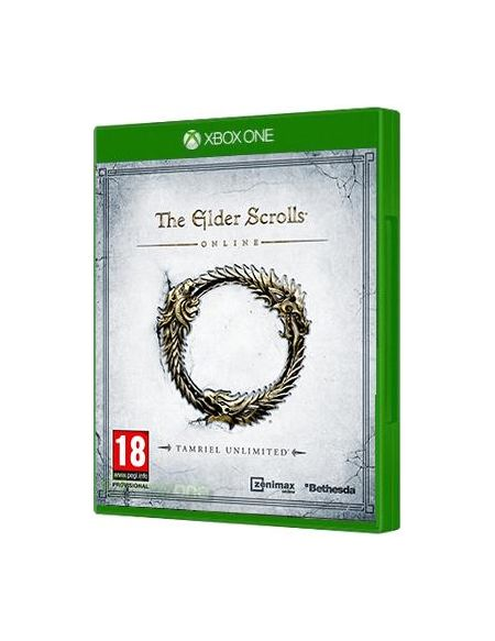 The Elder Scroll Online Tamriel Unlimited (XBOX ONE)
