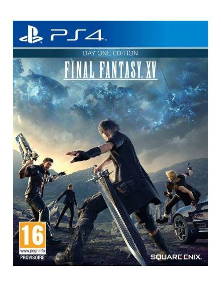 Final Fantasy XV / 15 (PS4)
