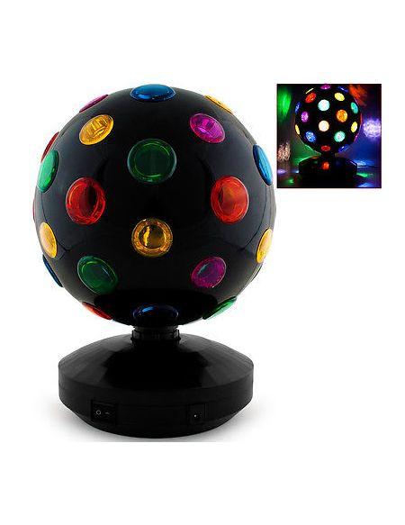 Boule Disco 21cm avec Adaptateur 12V (My Music Style)