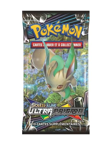 Booster - Pokémon Soleil & Lune 05 (Modèle Aléatoire)