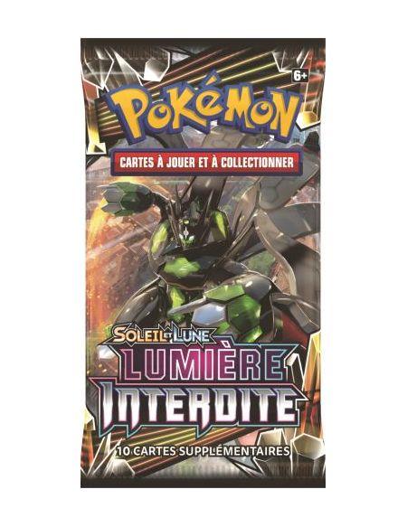 Booster - Pokémon Soleil & Lune 06 (Modèle Aléatoire)