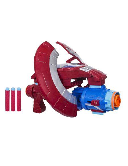 Nerf Assembler Gear - Avengers Infinity War - Bouclier Captain America