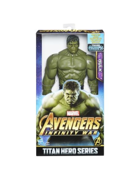 Figurine Titan Deluxe 30 cm - Avengers Infinity War - Hulk