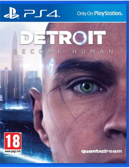 Detroit : Become Human (PS4)