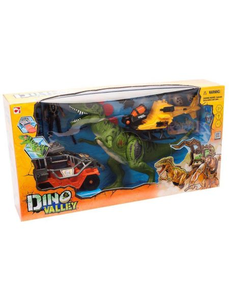 Dino Giant T-rex attack