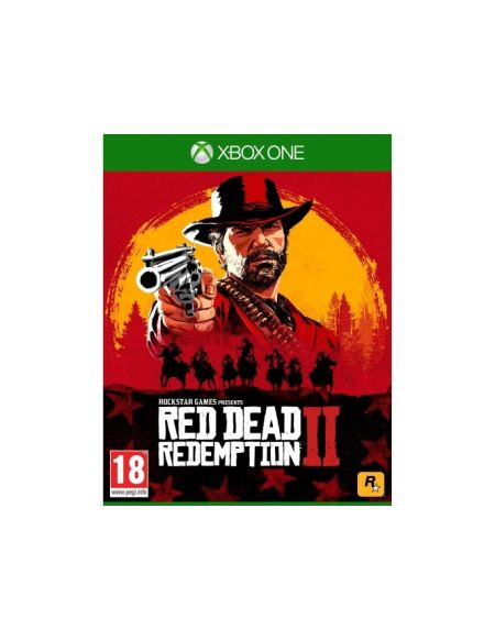 Red Dead Redemption II (Xbox One)