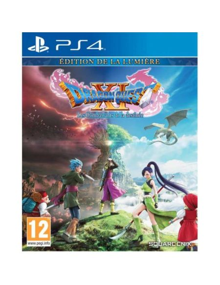 Dragon Quest XI : Echoes of an Elusive Age (PS4)