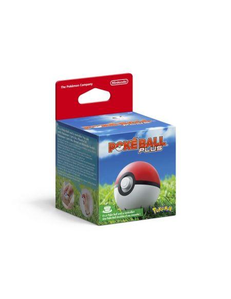 Console Nintendo Switch - Poké Ball Plus
