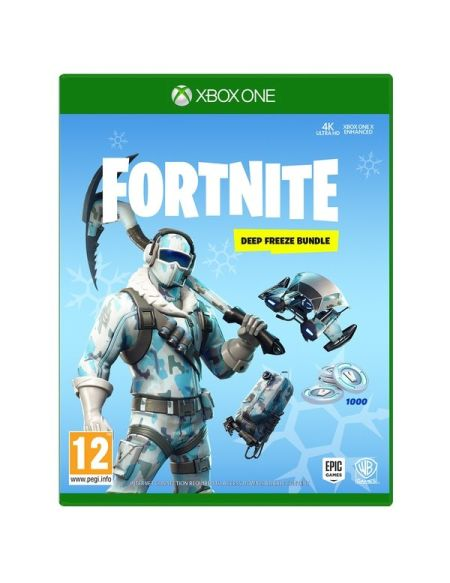 Fortnite : Deep Freeze Bundle (XBOX One)