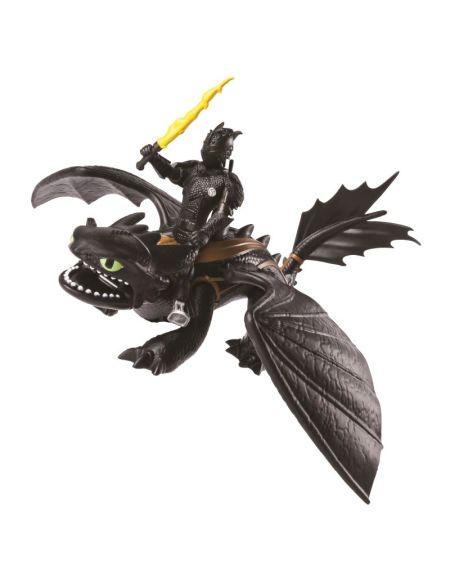 Pack de figurines Dragons Dragon et Viking Modèle aléatoire