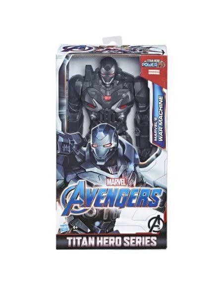 Avengers - Figurine War Machine Titan Hero Deluxe 30 cm