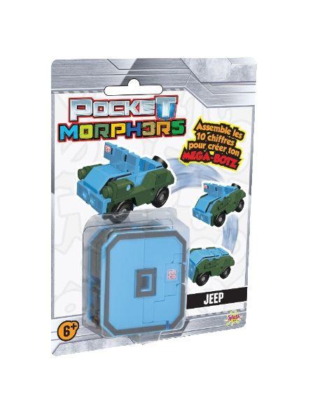 Pocket Morphers