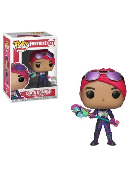 Figurine Funko Pop Games Fortnite Bright Bomb