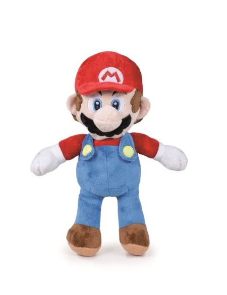 Peluche Mario and Friends