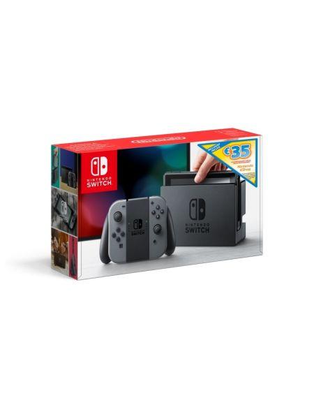 Console Nintendo Switch Grise + Eshop card 35€