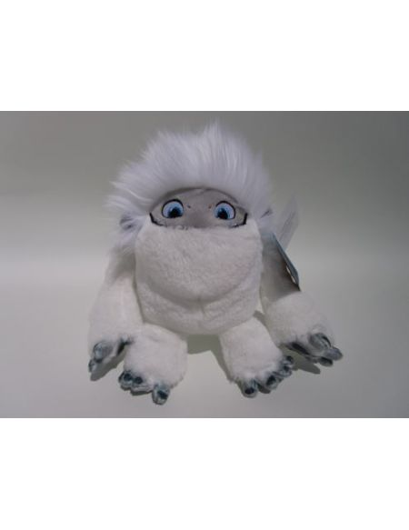Peluche Abominable Everest 25 cm Blanc