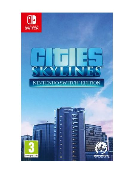 Cities Skylines - Nintendo Switch Edition
