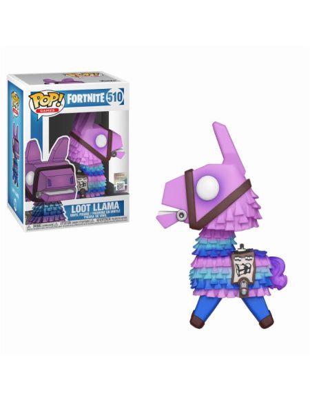 Figurine Funko Pop Fortnite S3 Loot Lama