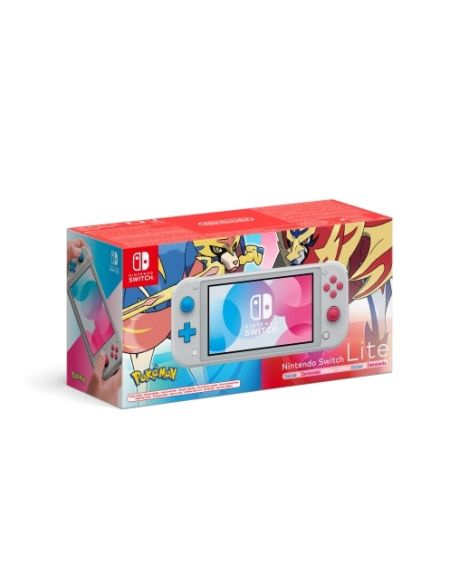 Console Switch Lite Pokémon