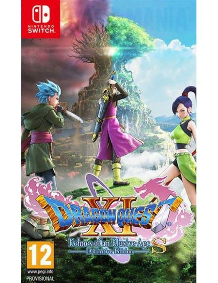 Dragon Quest XI S: Les Combattants de la destinée Édition ultime Nintendo Switch