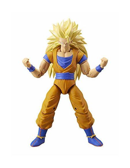 Figurine 17 cm Dragon Ball - Super Saiyan 3 Goku