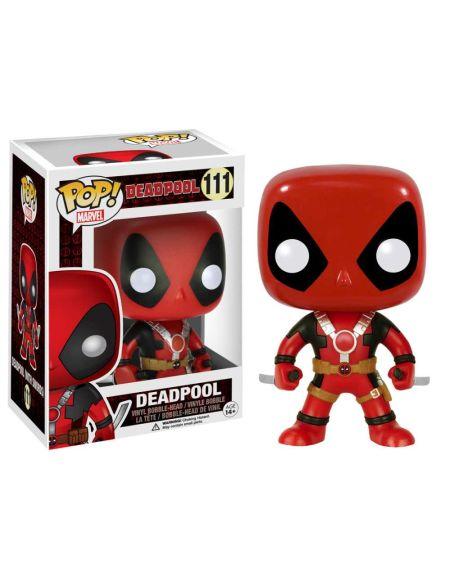 Figurine Funko Pop! Marvel - Deadpool