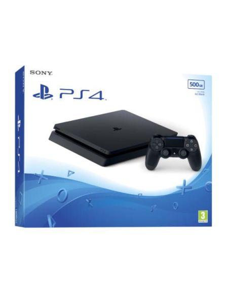 Nouvelle PlayStation 4 - Slim 500 Go