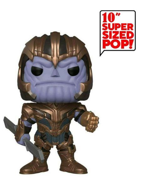 Figurine Funko Pop! Ndeg460 - Avengers Endgame - Thanos - 25 cm